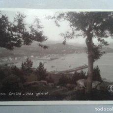Postales: PONTEVEDRA. CANGAS. VISTA GENERAL.. Lote 102531779