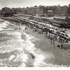 Postales: POSTAL SANTANDER - PLAYA SARDINERO CIRCULADA CON SELLO EN 1963. Lote 103433891