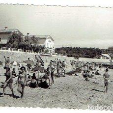 Postales: POSTAL SANTANDER - PLAYA MAGDALENA , CIRCULADA EN 1959 CON SELLO. Lote 103435571