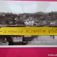Postales: GALICIA PONTEVEDRA - POSTAL VIGO PUENTE SAMPAYO - EDI UNIQUE, FOTOGRAFICA S/C.. Lote 104318667