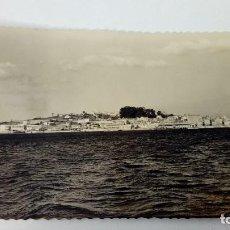 Postales: POSTAL EL FERROL DEL CAUDILLO ANTIGUA VISTA DESDE LA RIA CIRCULADA 1956 . Lote 104762043