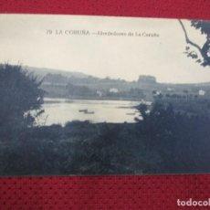 Postais: POSTAL LA CORUÑA - ALREDEDORES DE LA CORUÑA - Nº 79 EDICIONES GRAFOS, S/C.. Lote 104819763
