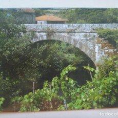 Postales: POSTAL DE ARNOIA ( ORENSE ) : A PONTE. Lote 261860435