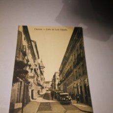 Postales: ORENSE. CALLE DE LUIS ESPADA. SIN CIRCULAR. Lote 105690502