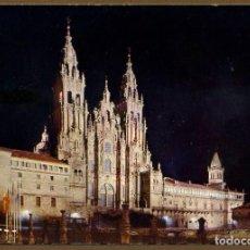 Postales: POSTA SANTIAGO DE COMPOSTELA - CATEDRAL. Lote 106041515