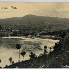 Postales: GALICIA. VIGO (PONTEVEDRA). RIOS DESDE LA GUIA. MUY RARA.. Lote 106587199