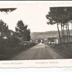 Postales: EL FERROL DEL CAUDILLO - ALREDEDORES. VALDOVIÑO - Nº 29 ED. ARRIBAS. Lote 106648743