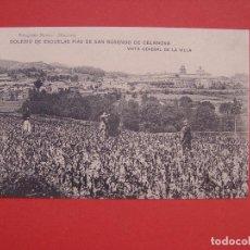 Postales: TARJETA POSTAL (1920'S) CELANOVA (HAUSER Y MENET) ¡SIN CIRCULAR! ¡ORIGINAL!. Lote 107209967