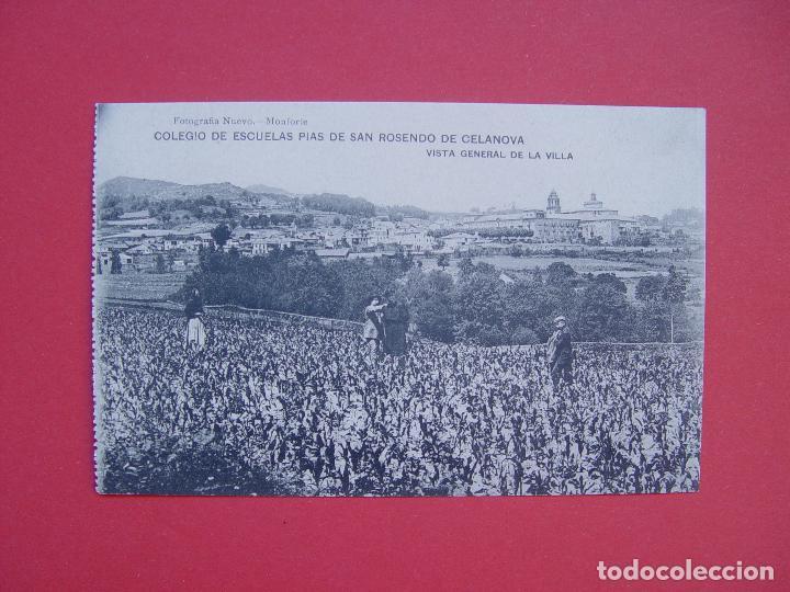 Postales: Tarjeta postal (1920's) CELANOVA (Hauser y Menet) ¡Sin circular! ¡Original! - Foto 2 - 107209967