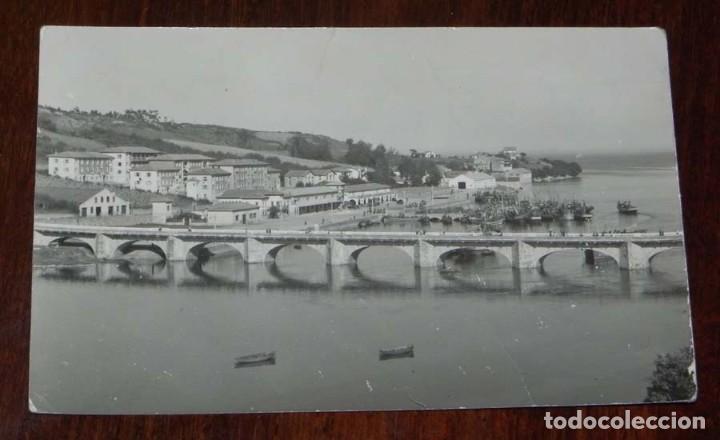 FOTO POSTAL POSIBLEMENTE DE VIVEIRO (LUGO) ESCRITA POR DETRAS, NO PONE MARCA EDITORIAL (Postales - España - Galicia Antigua (hasta 1939))