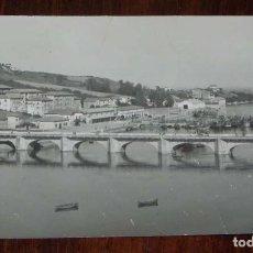 Postales: FOTO POSTAL POSIBLEMENTE DE VIVEIRO (LUGO) ESCRITA POR DETRAS, NO PONE MARCA EDITORIAL. Lote 107479327
