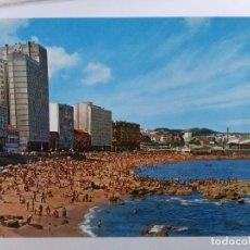 Postales: POSTAL 149 LA CORUÑA. PLAYA DE RIAZOR, EDICIONES ARRIBAS. GALICIA. Lote 107788607