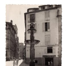 Postales: ORENSE - PLAZA DEL HIERRO - ED LA REGION Nº82 . Lote 107881959