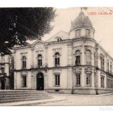 Postales: LUGO: CÍRCULO DE LAS ARTES. FOTOTIPIA THOMAS Nº 1174. . Lote 107978311