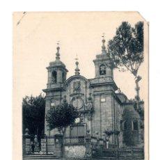 Postales: MONDOÑEDO IGLESIA PARROQUIAL NUESTRA SEÑORA REMEDIOS FOTO LAURENT. Lote 108754583