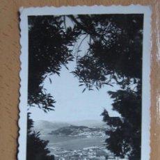 Postales: VIGO. VISTA PARCIAL DESDE EL CASTRO. (ED. ARRIBAS Nº142).. Lote 109179527