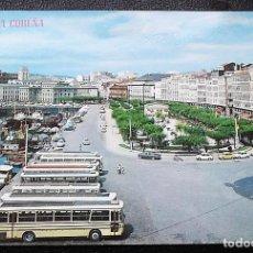 Postales: LA CORUÑA. 832 AVENIDA DE LA MARINA. ED. PARÍS. NUEVA. Lote 109253584