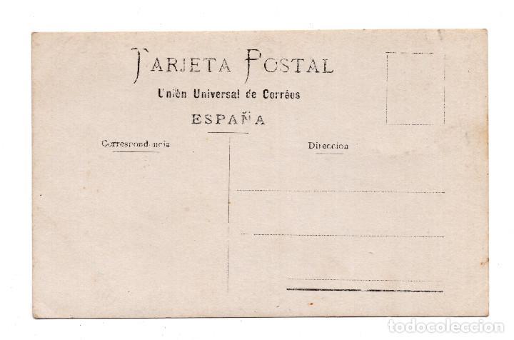 Postales: FERRER. CORUÑA.- FESTEJOS DE LA CORUÑA - POSTAL FOTOGRÁFICA - 1907 - Foto 2 - 109564407
