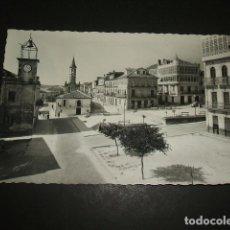 Postales: CARBALLINO ORENSE PLAZA MAYOR. Lote 109905243