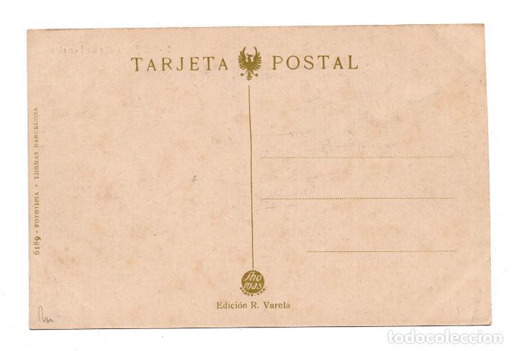 Postales: NOVA.- CALLE FERREIRO . FOTOTIPIA THOMAS - Foto 2 - 110019523