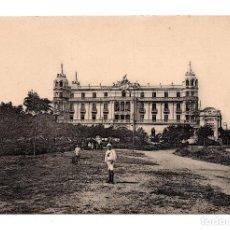 Postales: BALNEARIO DE LA TOJA. GRAN HOTEL. FACHADA SUR DEL PABELLON DE HABITACIONES.. Lote 110033059