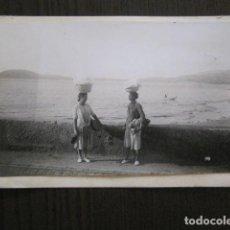 Postales: VIGO - POSTAL PROTOTIPO ARCHIVO FOTOGRAFICO ROISIN - FOTO PEGADA-VER FOTOS-(52.085). Lote 112924627