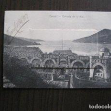 Postales: EL FERROL- POSTAL ANTIGUA CON CARTERITA CON FOTOS EN SU INTERIOR -VER FOTOS-( 52.108). Lote 113109123