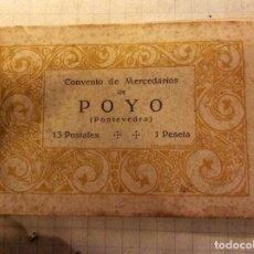 Postales: ALBUM SANATORIO DE CONJO. SANTIAGO (GALICIA). 2 SERIE. 22 POSTALES.. Lote 113152179