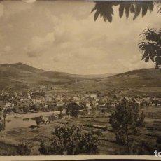 Postales: ANTIGUA POSTAL.VISTA GENERAL.BARCO DE VALDEORRAS.ORENSE. ED.GRECOR Nº 9. 1958. Lote 113521179