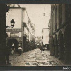 Postales: SANTIAGO - RUA NUEVA - FOTOGRAFICA - ARCHIVO ROISIN - VER REVERSO - (51.959). Lote 113697415