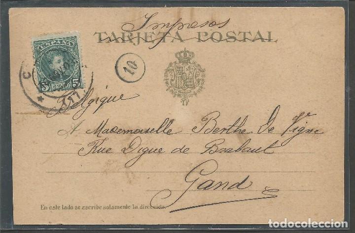 Postales: recuerdo de la coruña - LIBRERIA LINO PEREZ - (9567) - Foto 2 - 30889492