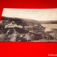Postales: POSTAL (FERROL. LA CABANA) IMP. PAPELERIA EL CORREO GALLEGO. POSTAL ESCRITA. 14 X 8,5CM.. Lote 114967255