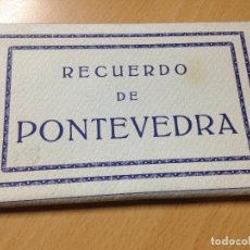 Postales: ANTIGUAS POSTALES RECUERDO DE PONTEVEDRA GALÍCIA CASA MARTIN. Lote 115012671