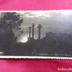 Postales: TARJETA POSTAL. LA GUARDIA MONTE STA. TECLA. EL CALVARIO. Lote 115035163