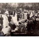 Postales: FERRER. CORUÑA.- FESTEJOS DE LA CORUÑA - POSTAL FOTOGRÁFICA - 1907. Lote 115074103