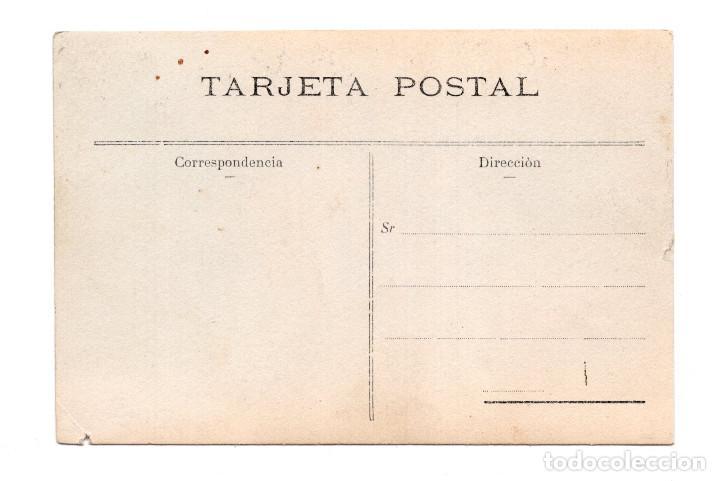Postales: FERRER. CORUÑA.- FESTEJOS DE LA CORUÑA - POSTAL FOTOGRÁFICA - 1907 - Foto 2 - 115074103