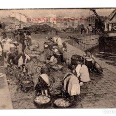 Postales: GALICIA. BETANZOS.- FOTO AVILLON CORUÑA. 1904. Lote 115246335