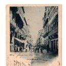 Postales: EL FERROL (LA CORUÑA).- UN TROZO DE LA CALLE REAL , HAUSER Y MENET. Lote 115249779