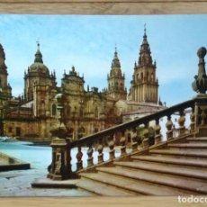 Postales: SANTIAGO DE COMPOSTELA - CATEDRAL. Lote 115395987