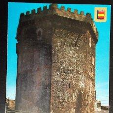 Postales - Villalba (Lugo). 4 Parador Nacional Condes de Villalba. Nueva. - 115765686