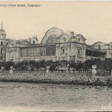 Postales: LA TOJA .- GRAN HOTEL , COMEDOR .- EDICION HAUSER Y MENET . Lote 116098819