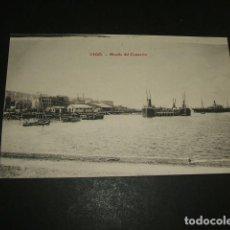 Postales: VIGO PONTEVEDRA MUELLE DEL COMERCIO. Lote 116272331