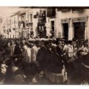 Postales: PROCESIÓN DEL CORPUS C.1930 POSTAL FOTOGRÁFICA SIN IDENTIFICAR, POSIBLEMENTE GALICIA O NORTE ESPAÑA.. Lote 116680447