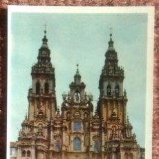 Postales: SANTIAGO DE COMPOSTELA - CATEDRAL. Lote 116742543
