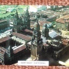 Postales: SANTIAGO DE COMPOSTELA - CATEDRAL. Lote 116742815
