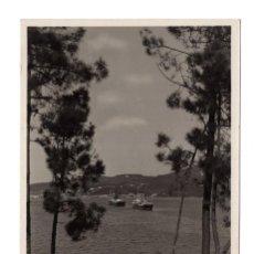Postales: VILLAGARCÍA (PONTEVEDRA).- LA RÍA. G.H. ALSINA. Lote 117245759