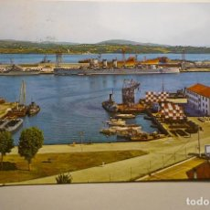 Cartes Postales: POSTAL FERROL -ARSENAL CIRCULADA. Lote 118234583