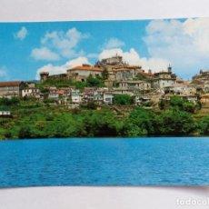 Cartoline: TARJETA POSTALES - ESPAÑA - TUY PONTEVEDRA - VISTA PARCIAL CON EL RIO MIÑO EN PRIMER TERMINO. Lote 118264155
