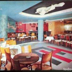 Postales: E 251 - HOTEL RESTAURANTE UNIVERSO .- PONTEVEDRA (GALICIA).-VISTA DE LA BOITE. Lote 118542011