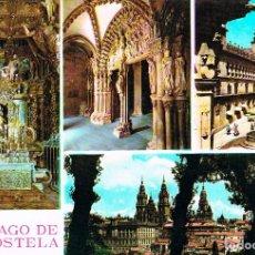 Postales: SANTIAGO DE COMPOSTELA. Lote 118569507